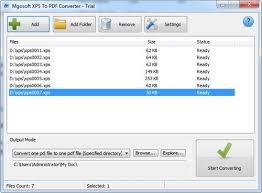 Mgosoft XPS To PDF Converter 11.9.6 With Serial Key + Full Version