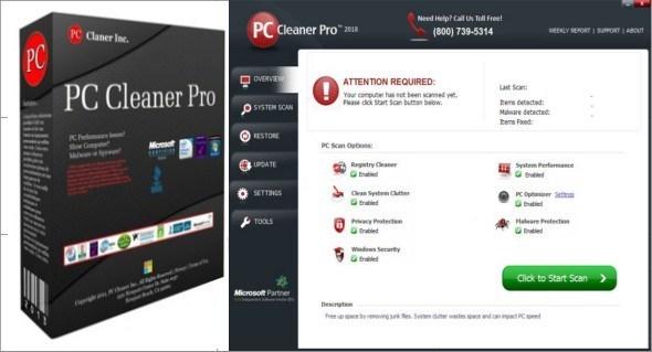 PC Cleaner Pro 14.0.18.6.11 Crack + License Key Full Version