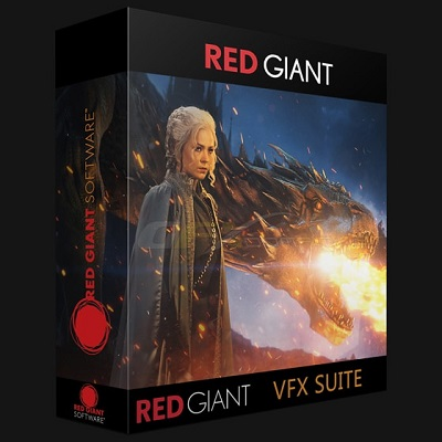 Red Giant VFX Suite 1.0.5 Serial Code + Crack Full Version