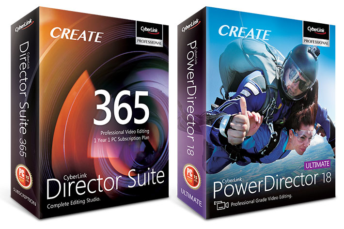 CyberLink PowerDirector 19 Ultimate Crack With Activation Key Free Download