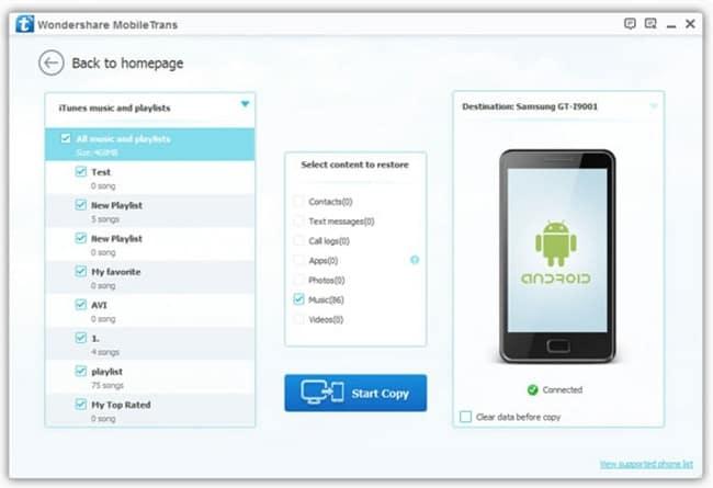 Wondershare MobileTrans Pro 8.1.3 Crack Registration Code Free Download
